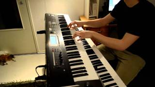 Children of Bodom - Shovel Knockout (keyboard cover)