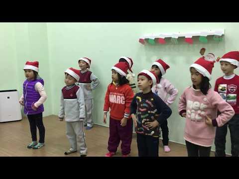 dancing christmastree
