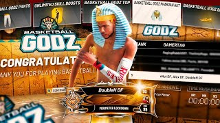 WINNING BASKETBALL GODZ 2 TIMES IN 1 DAY CHALLENGE! ALL LEGEND DF SQUAD IN NBA 2K20! *must watch*