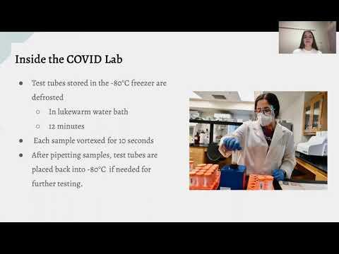 COVID Testing at Belhaven University