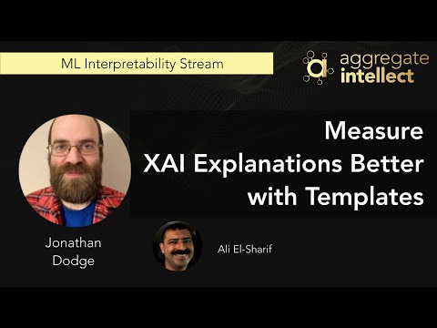 We Can Measure XAI Explanations Better with Templates