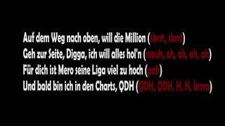 MERO  Baller Los(lyrics)