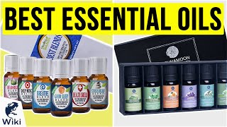 10 Best Essential Oils 2020