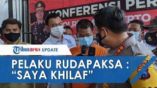 Pengakuan Supeltas di Mojokerto yang Rudapaksa & Bunuh Tunawisma: Saya Khilaf, Namanya Juga Manusia