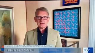 CORONAVIRUS – Massetti oggi a TGR Lombardia: persi 25 miliardi di fatturato in due mesi per le MPI l