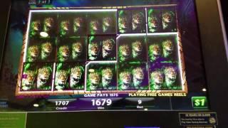 Shadow panther --Hi Limit Jackpot /Handpay