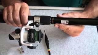 Как сделать удочку для рыбалки на сазана