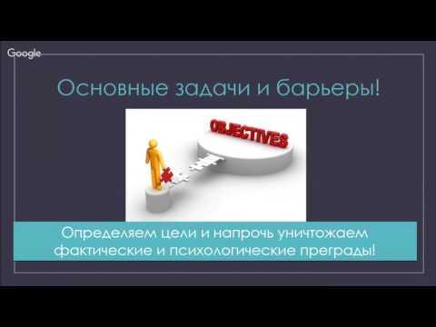 Как определить цели и задачи?