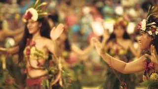 preview picture of video 'Heiva I Uturoa -Tamarii Haumaire - Jeunes'