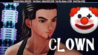 DSP Activates Clown Mode - Jump Force