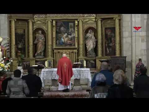 Misa en honor de San Blas - Alko TV