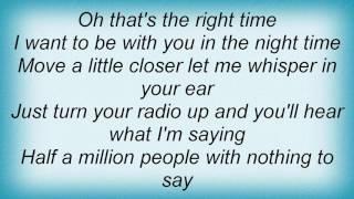 Bauhaus - Night Time Lyrics