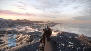 BF3 Sniping: +2000 Meters (Extreme Sniping)