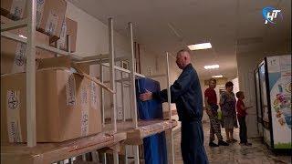 В 4-м отделении детской областной больницы обновили мебель в палатах