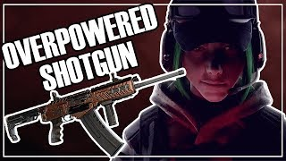 Ela's Shotgun Is Overpowered - Rainbow Six Siege