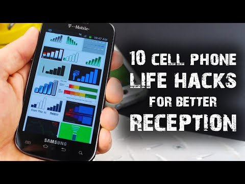 The Smartphones with the Best Reception