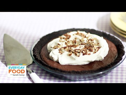 Mississippi Mud Pie – Everyday Food with Sarah Carey