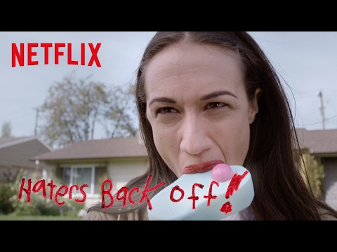 Haters Back Off! ( Haters Back Off )