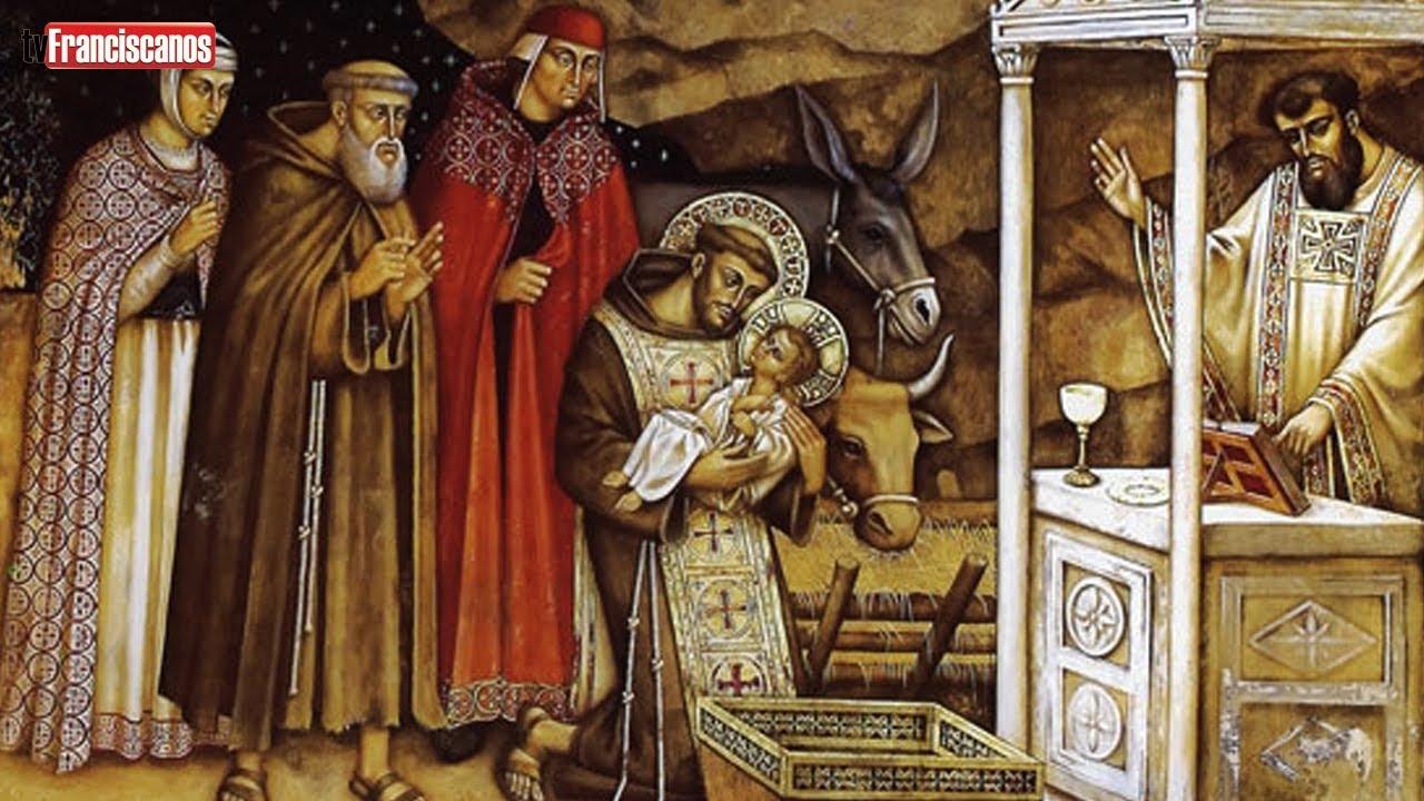 Oração diante do Presépio