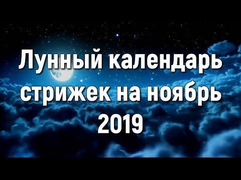 Лунный календарь стрижки волос на ноябрь 2019