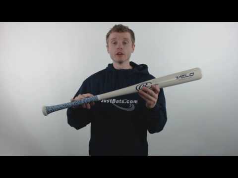 Rawlings VELO Birch Wood Baseball Bat: R110BV