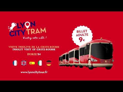 Lyon City Tram - Petit Paumé