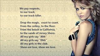 Miley Cyrus & Rock Mafia - Morning Sun /\ OFFICIAL VERSION HD !!! Lyrics On A Screen