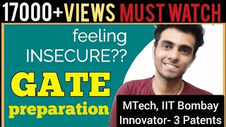 Efforts required for GATE exam preparation | GATE 2021 exam
