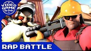 Torbjörn vs. The Engineer - Video Game Rap Battle