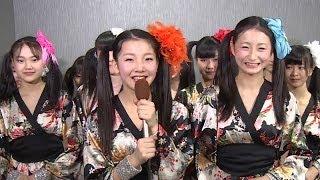 ロコドル宮城県のご当地アイドル「みちのく仙台ORI☆姫隊」のスペシャルインタビュー