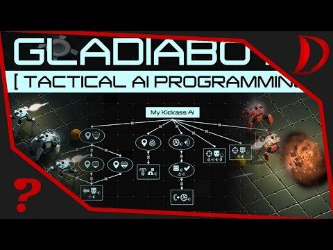 Gladiabots? | Umělá inteligence! | CZ |