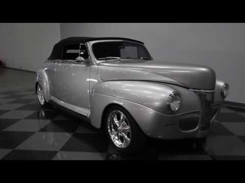 Video of '41 Cabriolet - JGGF