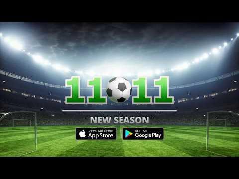 Vídeo do 11x11: New Season
