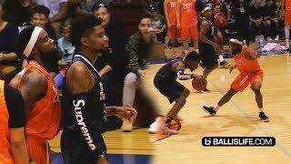 OVERDUE BATTLE VS OSN! 2HYPE VS OFFBALLERS Basketball Game