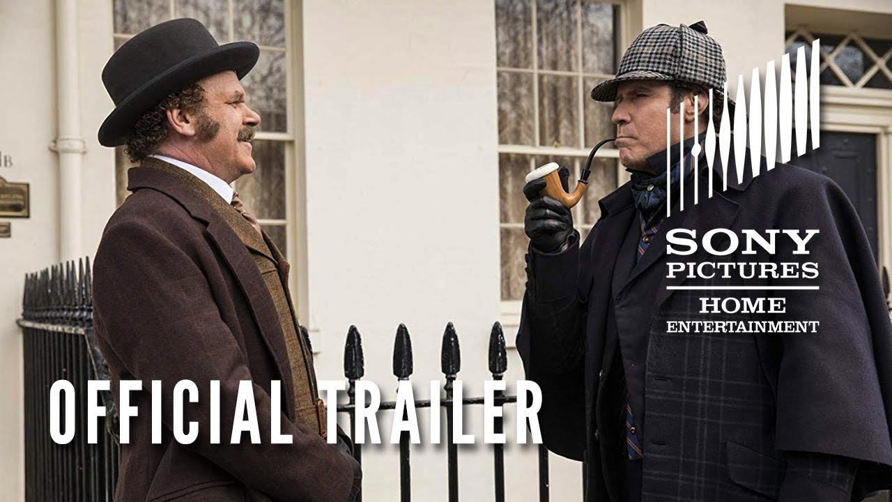 Trailer för Holmes & Watson