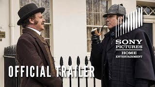 Video thumbnail for HOLMES & WATSON <br/>Official Trailer