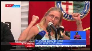 KTN Prime: CBA Africa Concours D'elegance attracts over 28 foreign cars, 22/09/16