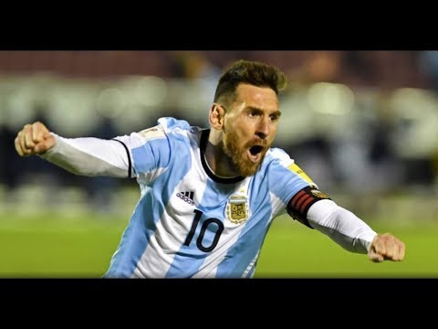 Lionel Messi ● Celebrations and Dribbling Skills in Slow Motion ● HD