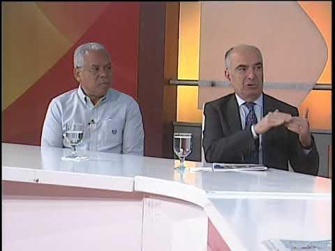 Entrevista a Gianluca Grippa, Embajador de la UE en RD, y Frank Cáceres, Director de Censos y Encuestas de la ONE en Uno + Uno