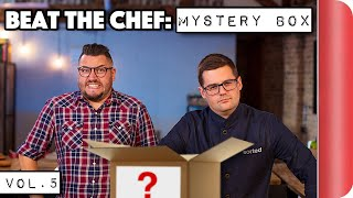 BEAT THE CHEF: MYSTERY BOX CHALLENGE | VOL.5