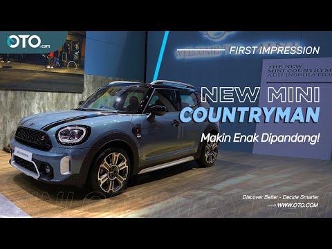 New Mini Countryman 2021 | Wujud & Fitur Barunya Menggoda | IIMS 2021