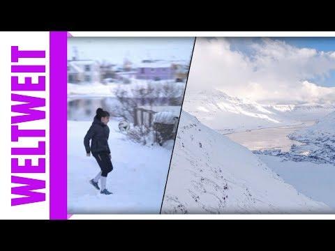 Gänsehaut-Moment: Island stellt sein erstes WM-Trikot vor