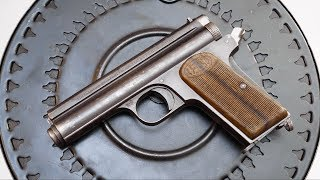 FEG - Frommer Stop - .32 ACP - Part 2