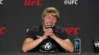 Paddy Pimblett Post-fight Press Conference | UFC Vegas 36