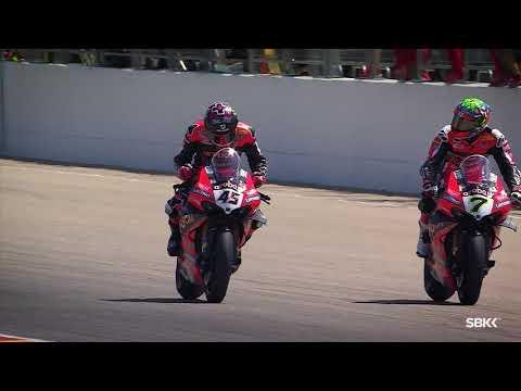 スーパーバイク世界選手権 SBK 第5戦トルエル(アラゴン)ハイライト動画