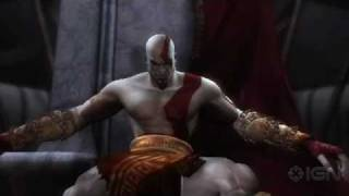 God of War: Ghost of Sparta video