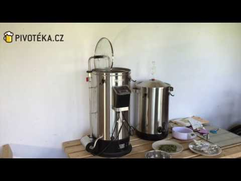 Set pivovar Grainfather G30 CK Fastfermenter