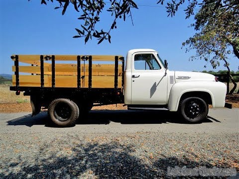 Video of '54 F350 - LOMU