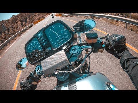 BMW K75 / K100 Cafe Racer Build | Dual Vlog | Biker Girl