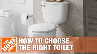 Toilet Buying Guide | The Home Depot